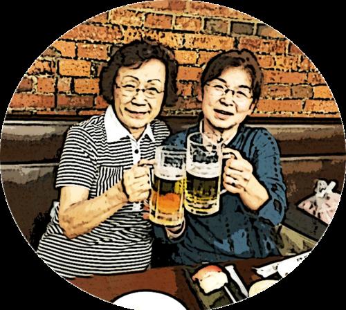 サッポロビール園で乾杯!